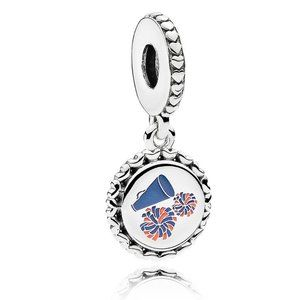 Pandora Cheerleader Dangle Charm